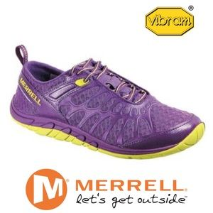 MERRELL   Barefoot Shoe Vibram Sole Size 5.5